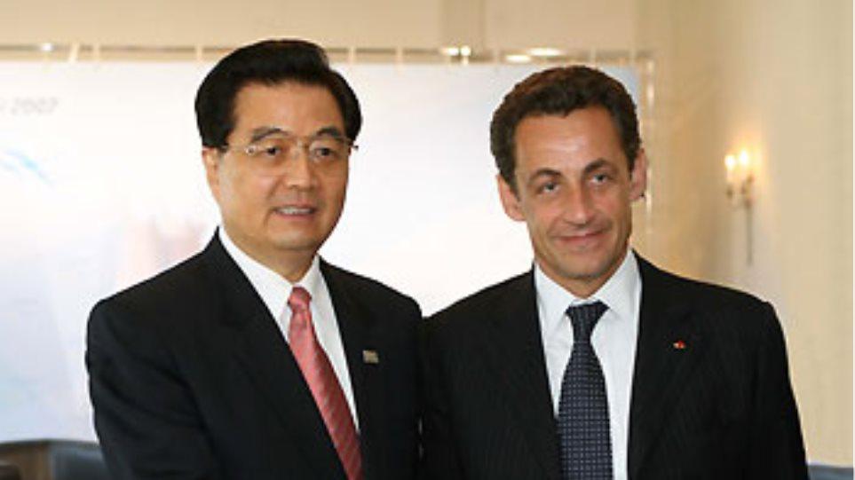 Συμφώνησαν Γαλλία και Κίνα για τις μεταρρυθμίσεις