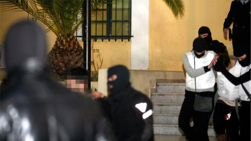 Korydallos trial with 17 November-like measures