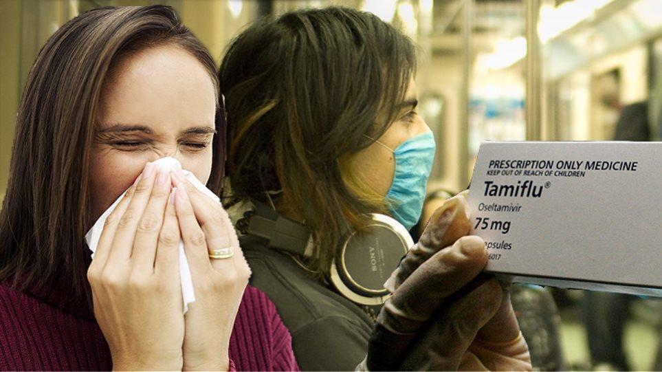 Ο αριθμός των νεκρών λόγω γρίπης συνεχώς αυξάνεται
