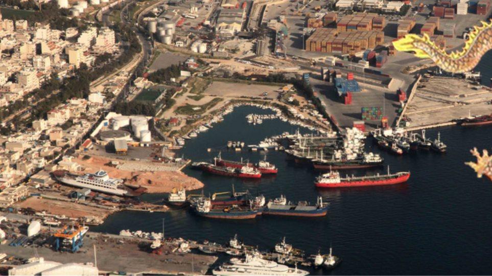 Άρωμα …Κίνας στο ύποπτο για όπλα πλοίο στον Πειραιά
