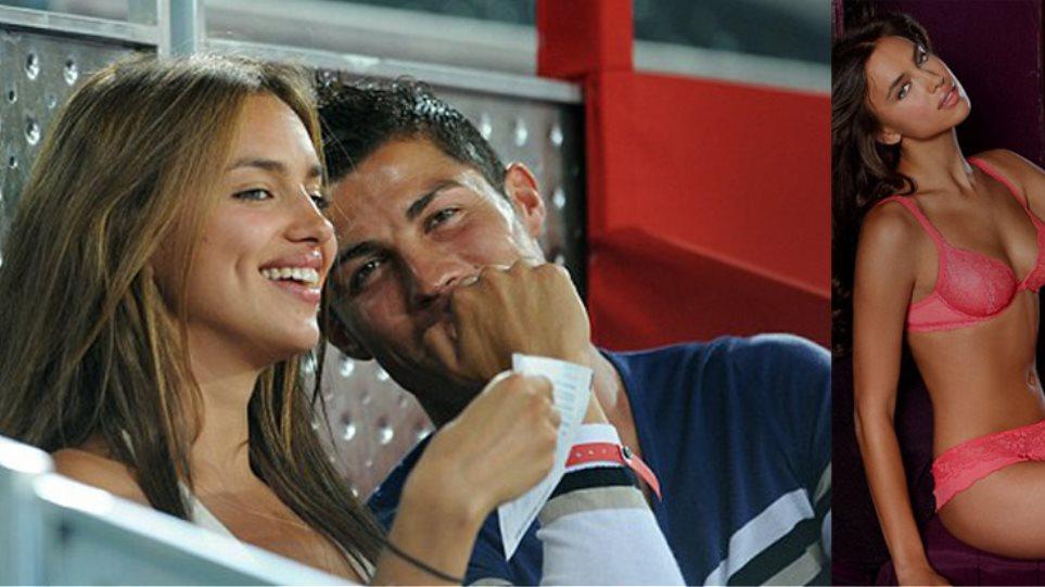 Η κοπέλα του Ronaldo πιο «καυτή» από ποτέ!