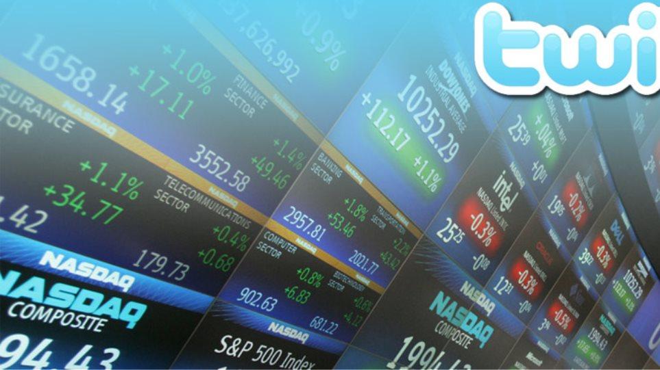Το Twitter «βλέπει» τι θα κάνουν τα χρηματιστήρια
