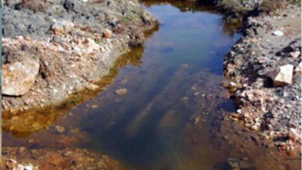 Γεμάτα με  μόλυβδο  τα ποτάμια και  οι λίμνες της χώρας