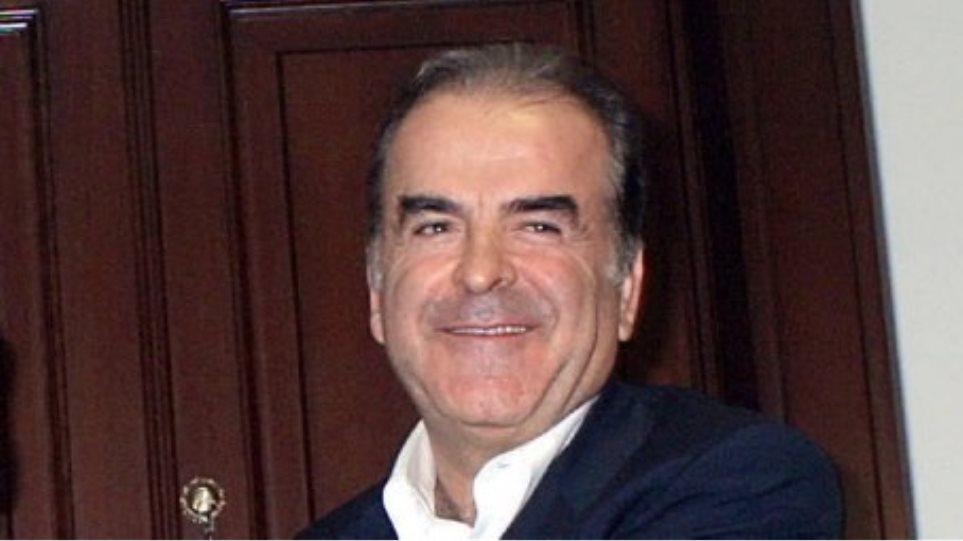 Συνελήφθη ο Γιώργος Μπατατούδης