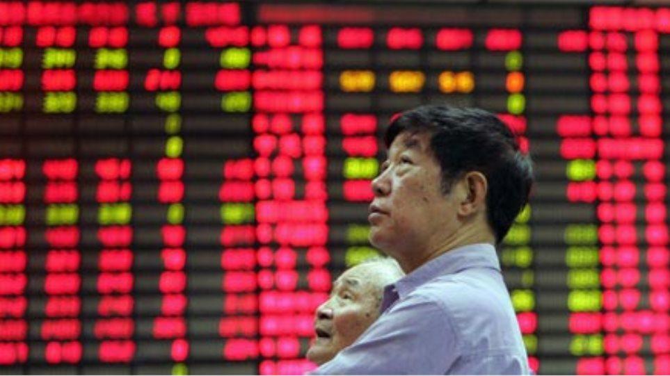 Μεγάλη πτώση στις ασιατικές αγορές