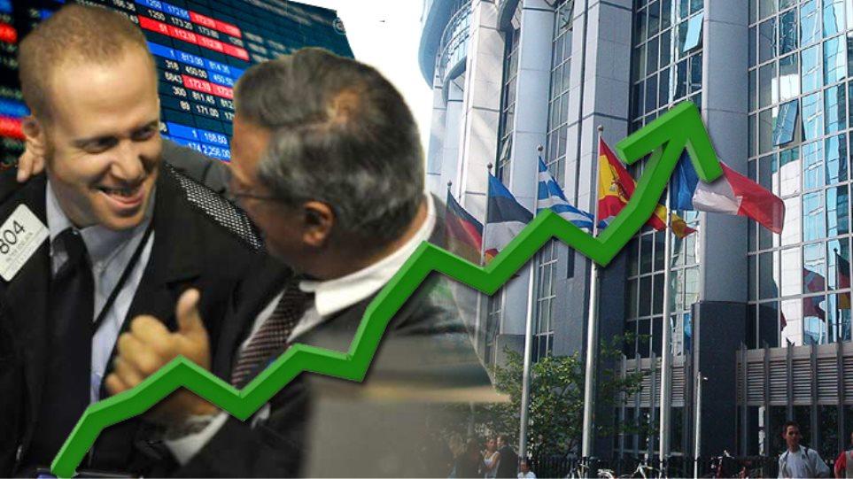 Εκτόξευση με κέρδη 9,13% στο Χ.Α.