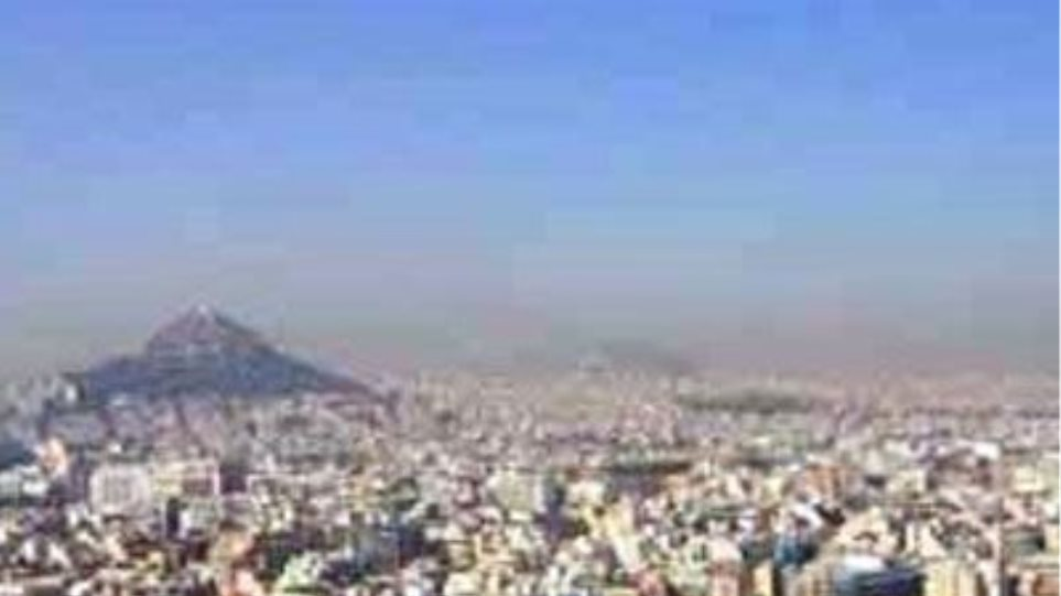Αυξήθηκαν οι τιμές του όζοντος στην Αθήνα