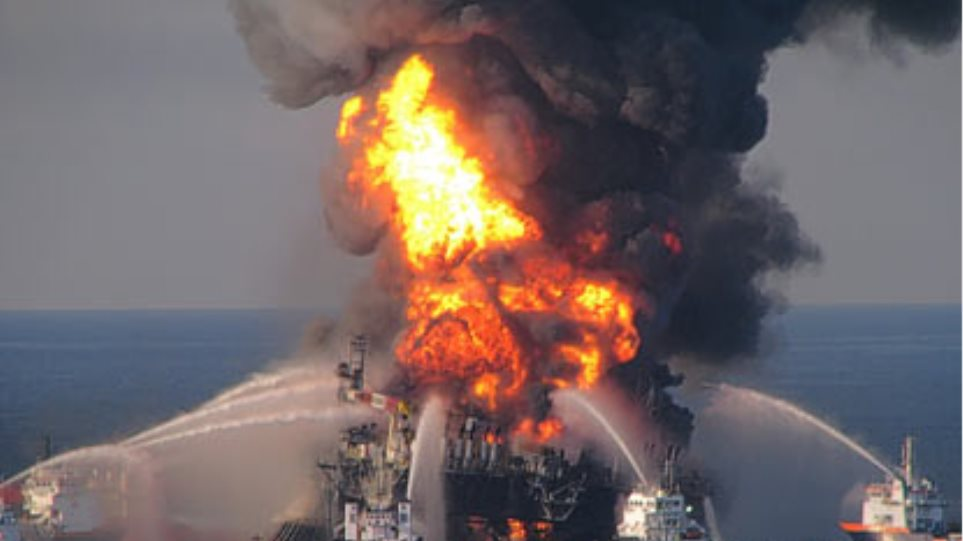 Φόβοι για μεγάλη οικολογική καταστροφή στον Κόλπο του Μεξικού