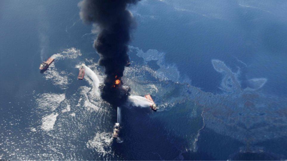 Τεράστια οικολογική καταστροφή