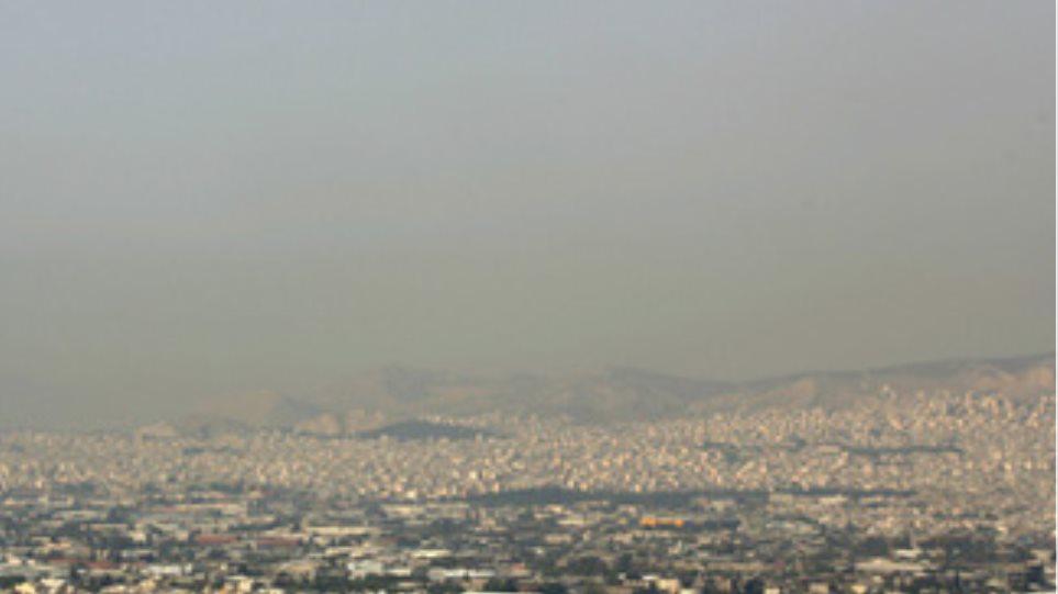 Ποδαρικό έκανε το όζον στην Αθήνα