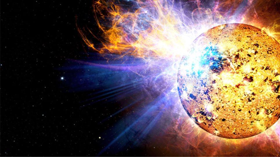 Ο ήλιος θα «παραλύσει» τη Γη το 2013