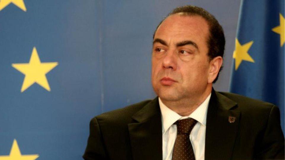 Συνάντηση του Κύπριου ΥΠΕΞ Μάρκου Κυπριανού με τον Αιγύπτιο ομόλογό του