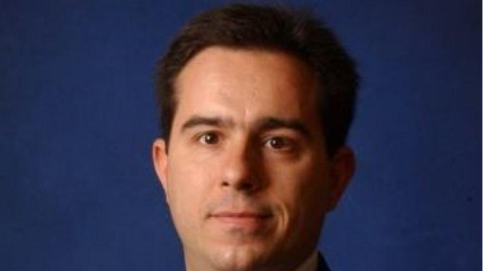 Ν.Δ: O Νότης Μηταράκης υποψήφιος  αντιπεριφερειάρχης  Αττικής