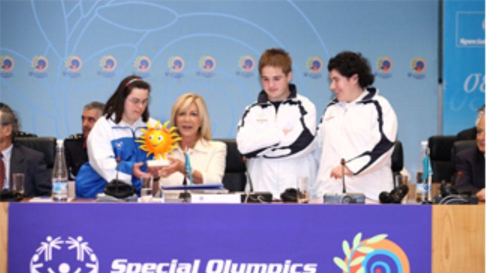 Special Olympics: Στην Αθήνα οι υπεύθυνοι των τελετών