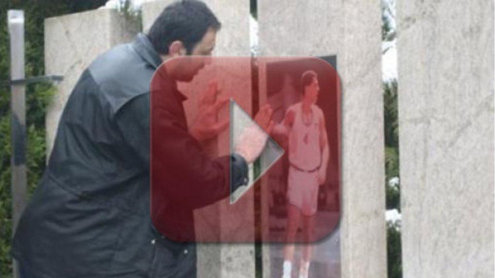 Συγκινητικό αφιέρωμα σε Πέτροβιτς, Ντίβατς