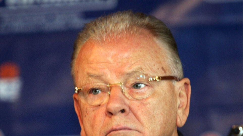 ΟΣΦΠ: Aνακοινώνει  Ίβκοβιτς σε αναμονή για Σπανούλη