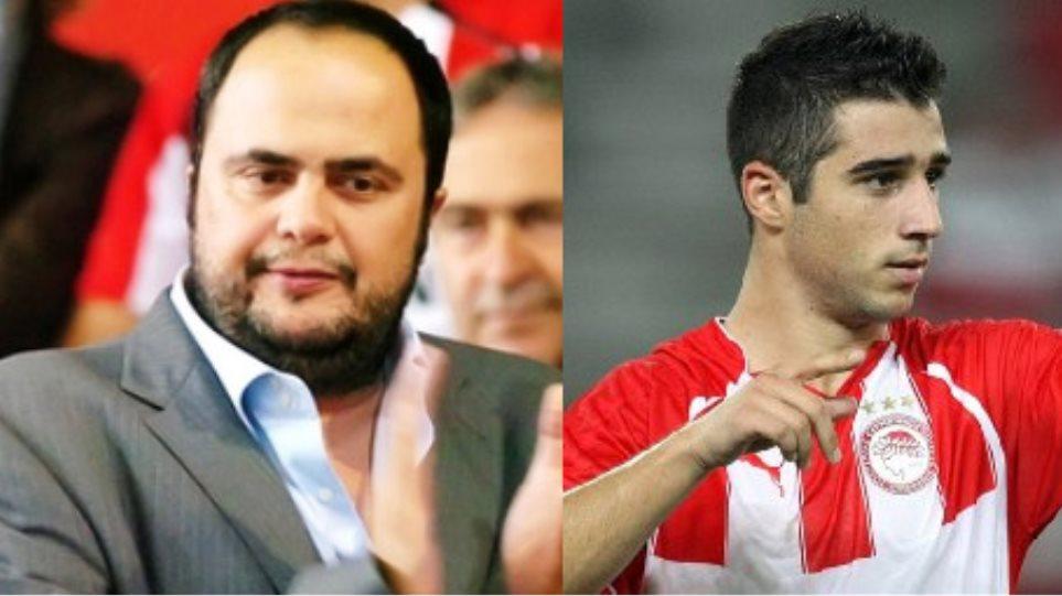 Mαρινάκης σε Φέτφα: «Παίξε μπάλα και τ' άλλα άσ' τα σε μένα…»