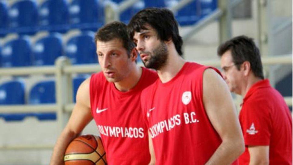 Με προπονητή και αρχηγό…