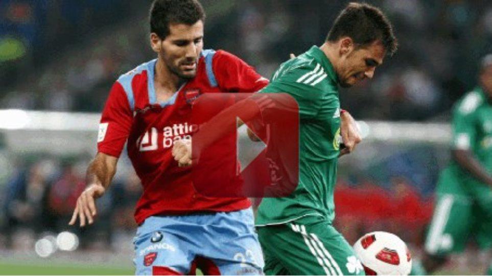 Superleague: Έκανε τα εύκολα δύσκολα ο ΠΑΟ (2-1)