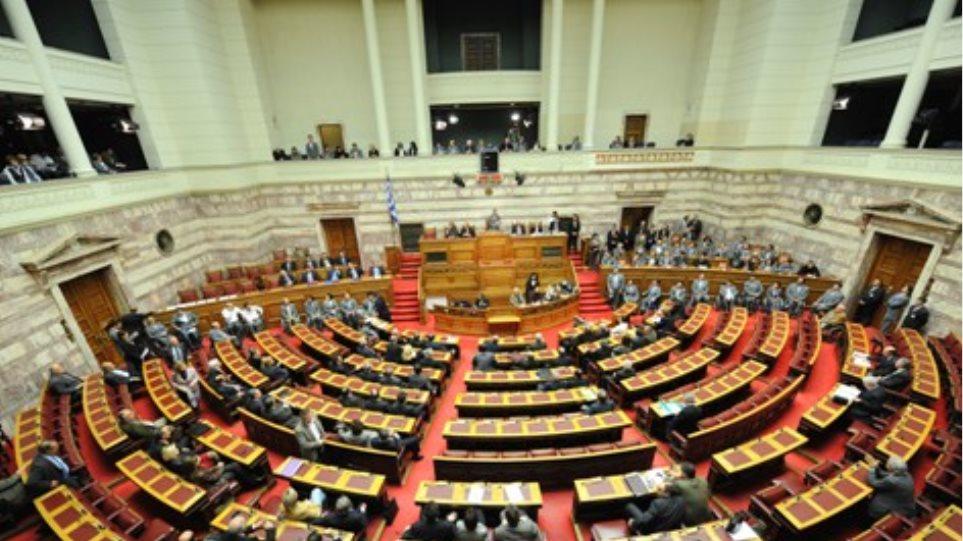 Έλεγχος των εξοπλιστικών από τη Βουλή