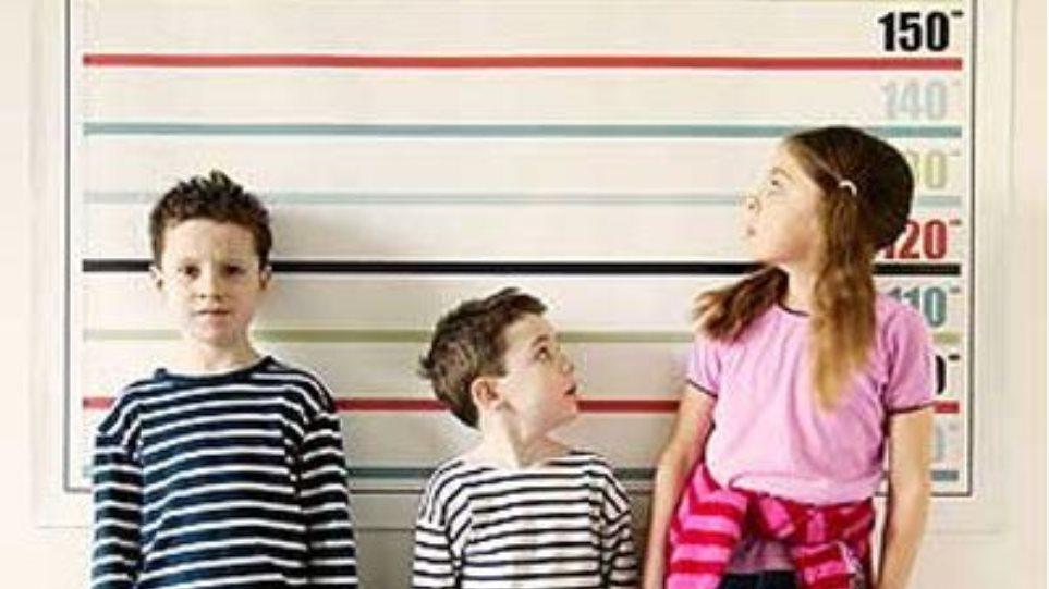 Ανακαλύφθηκαν γονίδια που καθορίζουν το ύψος του ανθρώπου