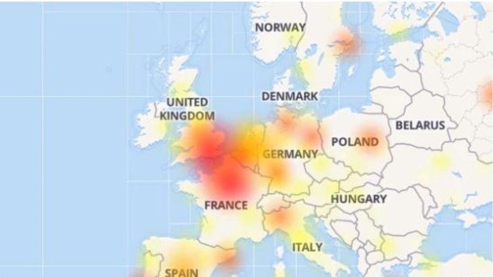 Προβλήματα σε Instagram, Facebook και WhatsApp σε Ελλάδα και Ευρώπη