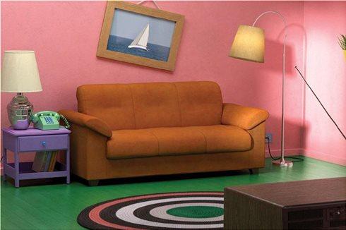 Το Ikea έφτιαξε τα καθιστικά από Friends, Stranger Things