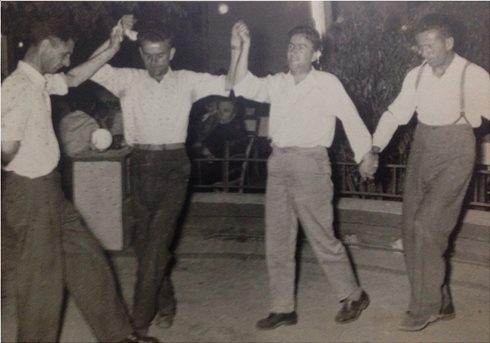 albania--Lavrio-Refugees_1950