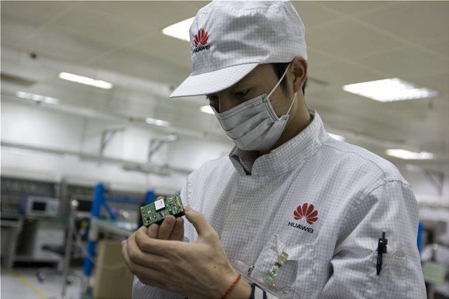 Times: Η CIA κατηγορεί τη Huawei ότι χρηματοδοτείται από την κινεζική κυβέρνηση