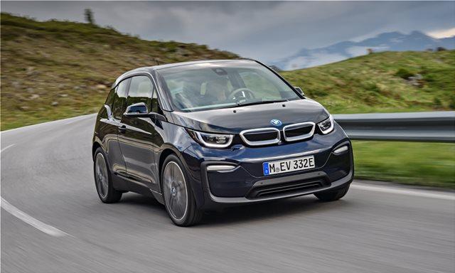 Δοκιμή: Ανανεωμένο BMW i3 BEV