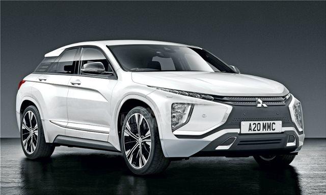 Mitsubishi: Επαναφέρει το Lancer σαν crossover