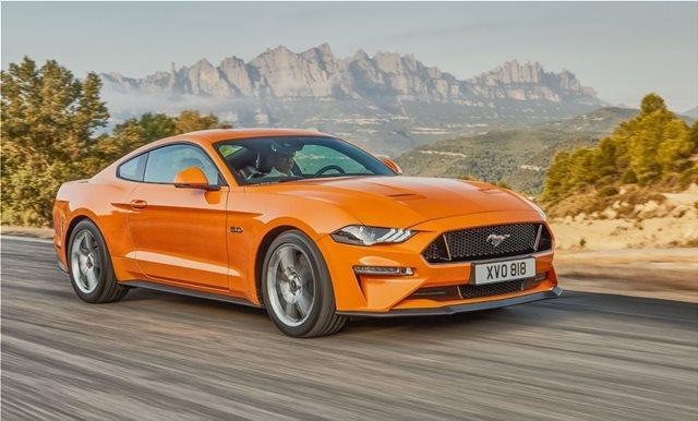Δείτε πόσο κοστίζει η νέα  Mustang στην Ελλάδα...