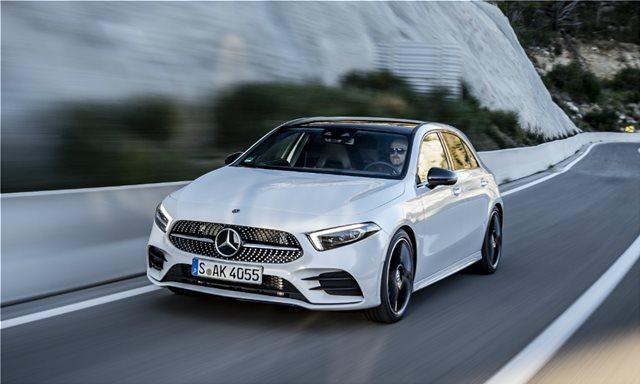 Oι τιμές της νέας Mercedes A-Class