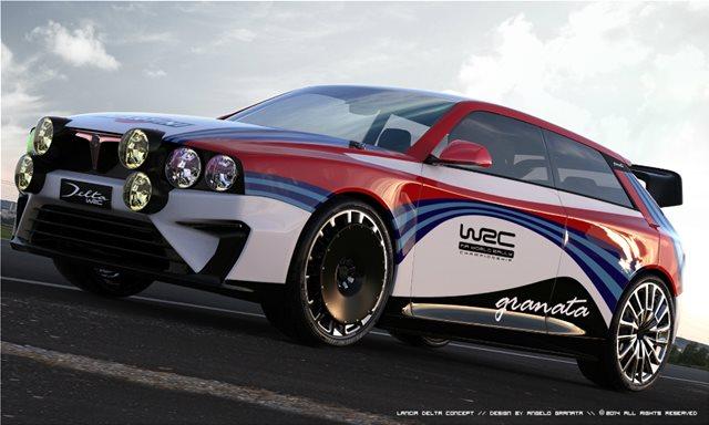 H Lancia επανέρχεται με την Delta;