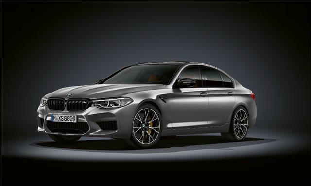 Mε 625 ίππους η BMW M5 Competition