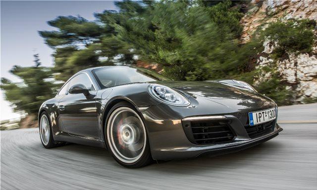Δοκιμάζουμε την Porsche 911 Carrera S PDK
