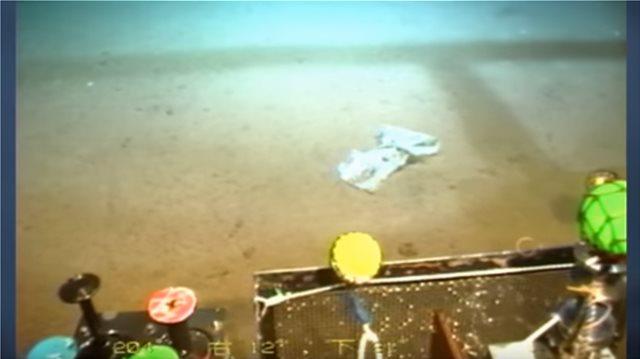 Πλαστική σακούλα βρέθηκε στο βαθύτερο σημείο ωκεανού, στα... 10.898 μέτρα!
