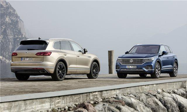 Με προηγμένα συστήματα το νέο VW Touareg