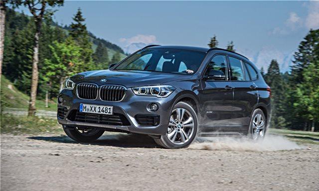 Δοκιμή: BMW X1 sDrive18i Steptronic