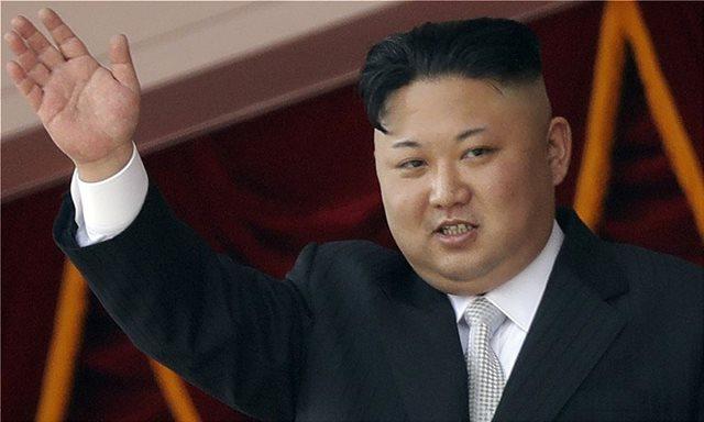 Δείτε τι είχε μέσα στη λίμο του ο Kim Jong-un!