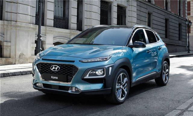 H Hyundai ετοιμάζει το ισχυρότερο Kona