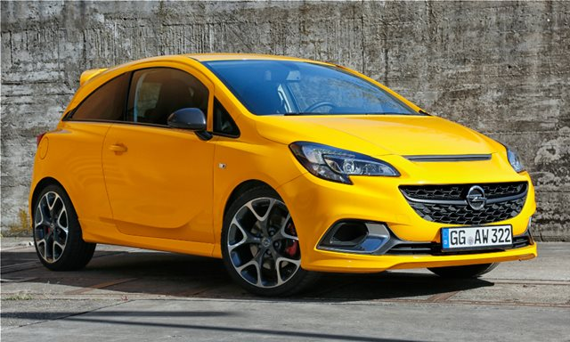 Mε 150 ίππους το Opel Corsa GSi