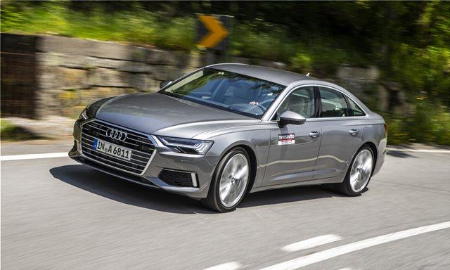 Οδηγούμε το νέο Audi A6