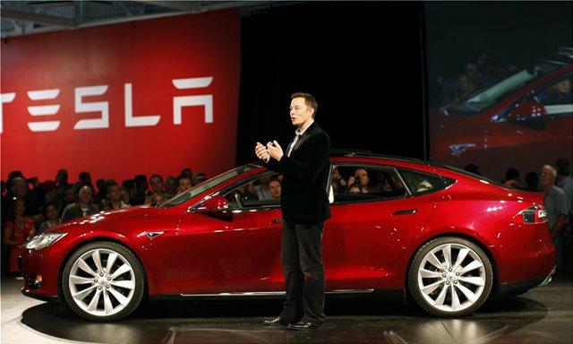 O George Soros σώζει την... τουρκική  Tesla