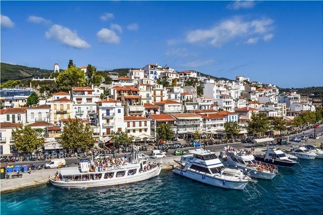 Σκιάθος και Χίος οι τελευταίοι «σταθμοί» του Σχολείου Τουρισμού OnTour