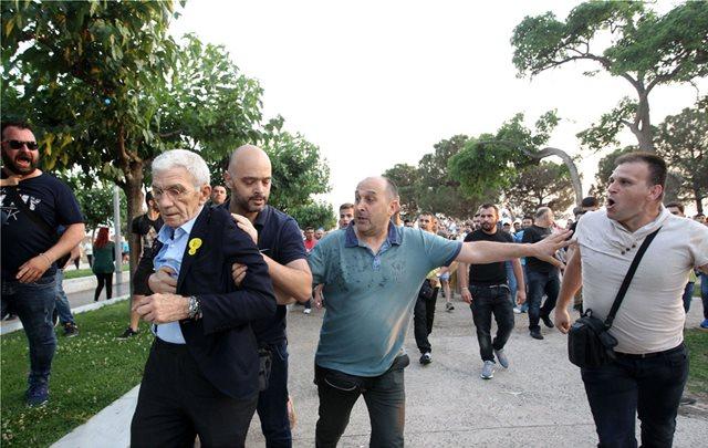 Είχαν 300 αστυνομικούς επιτόπου στη Θεσσαλονίκη αλλά κανέναν στον Μπουτάρη