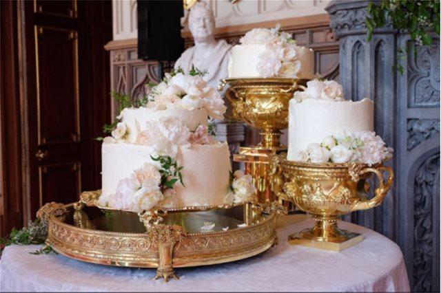 Μάθαμε το υπέρογκο κόστος της τούρτας του πριγκιπικού γάμου