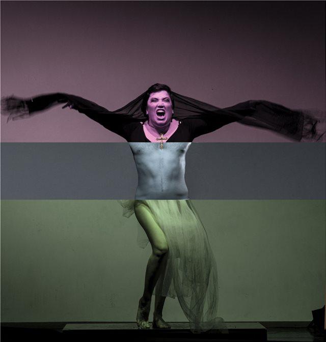 Μέγαρο Μουσικής: «Όλο το θέατρο (σε πέντε σκηνές και δέκα παραλλαγές)»