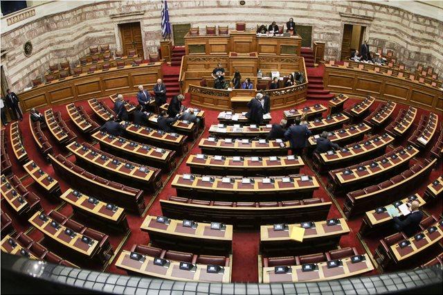 Βουλή: Απορρίφθηκε το αίτημα των ΑΝΕΛ για αναβολή της αυριανής συζήτησης για την οικονομία