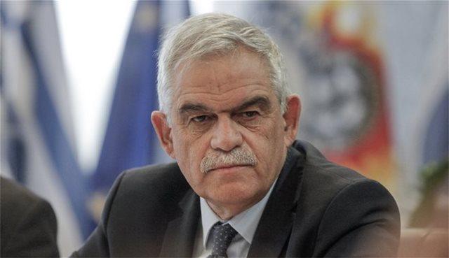 Τόσκας: «Παραμυθάκι» ότι δεν έχει γίνει τίποτα για την αντιμετώπιση του Ρουβίκωνα